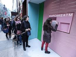 Cupcake Vending Machine Chicago Amazing NYC Now Has A Cupcake ATM So You Can Get Your Fix 4848 Condé Nast