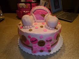 Custom Baby Shower Cakes Houston Tx Classic Style Portos Custom