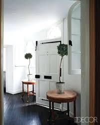 small foyer lighting. wallpaper ideas for small foyer decor entryway lighting source elle