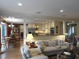 Full Size of Kitchen:open Floor Plan Kitchen And Family Room Decor Kitchen  Living Room ...
