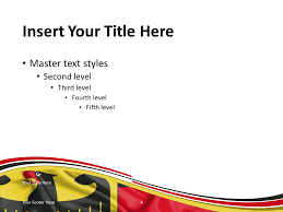Powerpoint Themes Free Download Germany Flag Powerpoint Template Presentationgo Com