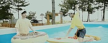 summer pool tumblr. 3. Rahyuk Enjoying The Swimming Pool · Hyukgifs Summer Tumblr A