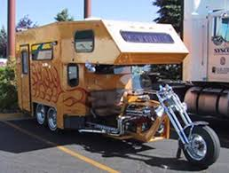 Bike Motorhome
