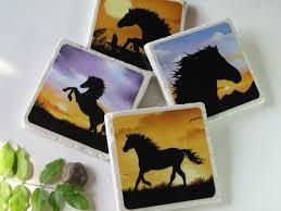 Decorative Tile Coasters 100 best Crafts Ceramic Tile Art images on Pinterest Vinyl crafts 48