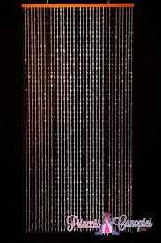 beads door midnight gypsy beaded door curtain bohemian by thesleepyarmadillo