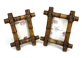 photo frame bamboo 2 sizes thai far100342 20