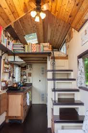 Tiny House Interior Design Ideas see more images from 10 tiny house interiors that will give you the feels on domino