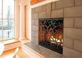 beautiful outdoor electric fire pits pottery barn fireplace screen custom fireplace screens outdoor