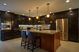 kitchen track lighting ideas. Kitchen Track Lighting Ideas Transitional With Transformation From An Outdated. Image By: Almaden Interiors Inc