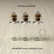glass jars with corks mini small glass bottles vials jars with corks decorative corked glass test glass jars with corks