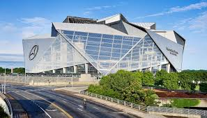 The hidden fees made it not worth staying at this hotel. Mercedes Benz Stadium American Specialties