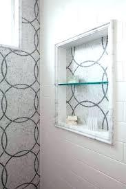 installing shower niche glass shelf for shower niche shower with eternity tiles installing glass shelves in installing shower niche