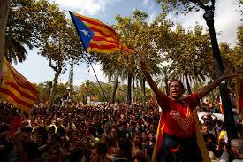 Resultado de imagen para gobierno catalan puede declarar separación