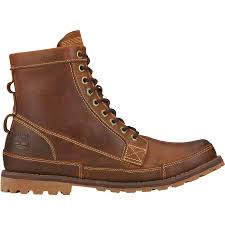 timberland earthkeepers rugged originals leather 6in boot men s medium brown full grain