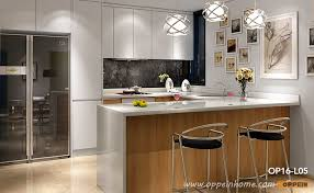 white and wood cabinets. Modern White Matte Lacquer And Wood Grain Melamine Kitchen Cabinet Throughout Cabinets
