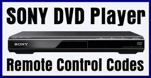 sony universal remote. sony dvd player remote control codes sony universal i
