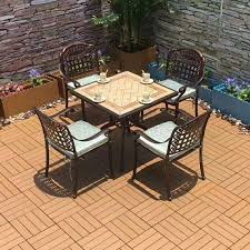 china customized cast aluminum outdoor