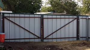 metal privacy fence. Contemporary Fence Metal Privacy And Fence S