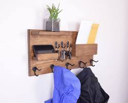 Coat Rack Organizer Wall organizer coat rack wall coat rack mail organizer coat rack 84
