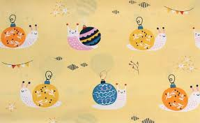 5210 Colorful Snail Cotton Fabric 62 Inch Width x 1/2 | Etsy
