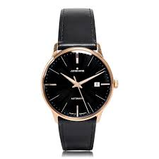 junghans meister silver 027 7312 00 the watch gallery junghans meister classic rose gold pvd mens watch 027 7513 00
