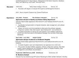 Resume Qualification Summary International Security Officer Sample