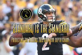 Predicting The Pittsburgh Steelers 2019 Offensive Depth