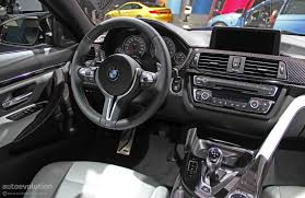 BMW Convertible 2015 bmw m4 white : The First Ever BMW M4 Debuts at 2014 Detroit Auto Show [Live ...