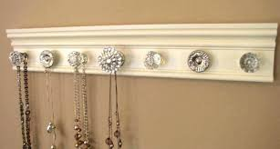 jewelry wall organizer perfect images homes holder necklace best ikea im