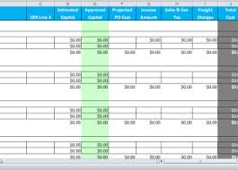 Business Budget Sheet Budget Templates For Excel