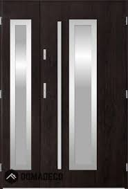 colour wenge colour wenge hevelius duo glass entry doors residential