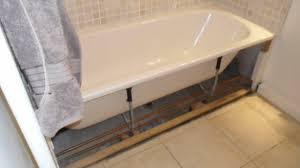 clever design ideas installing a new bathtub 20