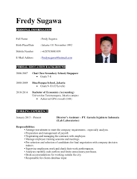Famous Resume Samples Jobstreet Festooning Resume Ideas Namanasa Com