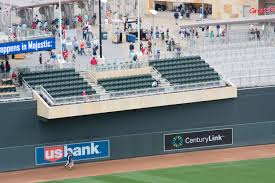 Target Field Seating Chart Prices Minnesota Twins Seating Best Seats At Target Field