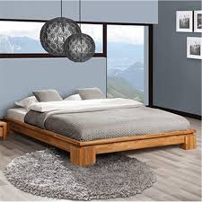 Bedroom Modern Style Beds Simple Platform Bed Frame Low King Size ...