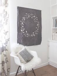 roundup diy large canvas drop cloth wall art on hanging cloth wall art with roundup diy large canvas drop cloth wall art curbly
