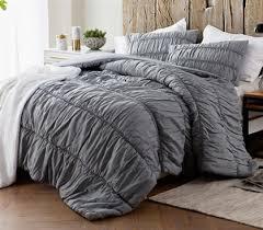 gray dorm room comforter set twin xl