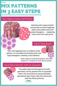 Pattern Mixing Unique Pattern Mixing With LuLaRoe Direct Sales And Home Based Business