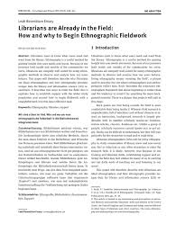 writing ethnographic research papers literature review in ethnographic research fast online help