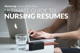 Modern Necessary Components Of A Resume Nursing Resume The Ultimate Guide For 2018 Nurse Org