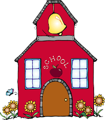 Image result for school house clip art