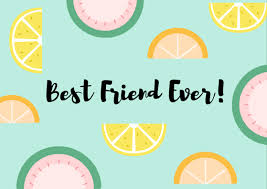 Friendship Thank You Note Wording Examples Free Resource