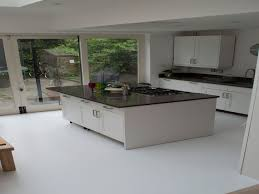 Resin Flooring Kitchen Poured Resin Flooring All About Flooring Designs