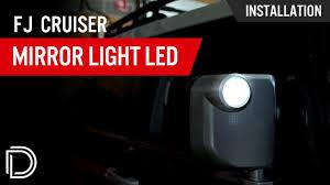 Fj Cruiser Side Mirror Lights Not Working How To Install Toyota Fj Cruiser Mirror Leds