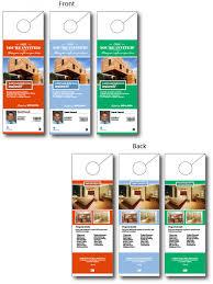 real estate door hanger templates. Open House Door Hanger Real Estate Templates E