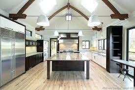 dark wood floor kitchen. Light Wood Floors With Dark Cabinets Kitchen Hardwood . Floor T