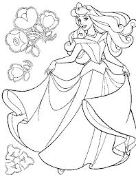 Disegni Da Colroare Bellissima Auror Principessa Disney Disegni Da