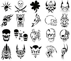 Small Picture 32 best Small Skull Tattoo Designs images on Pinterest Skull