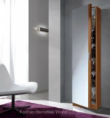 Slim Shoe Cabinet China Tall Slim Shoe Storage Cabinet Full Length Mirror Door Hf