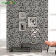 Kopen Onregelmatige Grey Baksteen 3d Home Decor Muursticker Diy